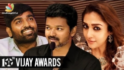 Vijay, Vijay Sethupathi : Best Actors of 2017 | Vijay Awards | Latest News