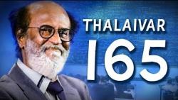 SUPERSTAR 165 : Rajinikanth to Play a Professor | Karthik Subbaraj Movie | Hot Tamil Cinema News