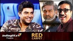 Vijay Sethupathi is next only to Kamal Haasan : Madhavan Interview   Vikram Vedha Making