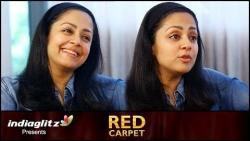 My next film is with Mani Ratnam : Actress Jyothika Interview | Magalir Mattum