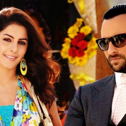 Isha Talwar is Saif Ali Khan's latest pair
