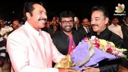 Mammootty applauds Kamal Haasans latest international achievement