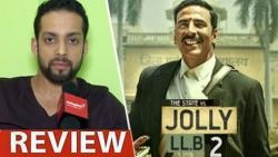 Jolly LLB 2 Review by Salil Acharya