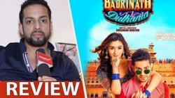 Badrinath Ki Dulhania Review by Salil Acharya