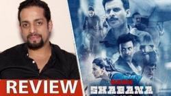 Naam Shabana Review by Salil Acharya
