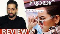Noor Review by Salil Acharya | Sonakshi Sinha, Purab Kohli | Full Movie Rating