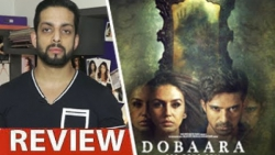 Dobaara Review by Salil Acharya | Huma Qureshi, Saqib Saleem. Adil Hussain | Full Movie Rating