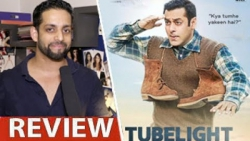 Tubelight Review by Salil Acharya | Salman Khan, Sohail Khan, Zhu Zhu | Full Movie Rating