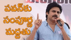 Support for Pawan Kalyan from them