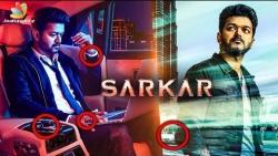 SARKAR : First Look Poster Breakdown   Gopi Prasanna Interview   Vijay's Thalapathy 62