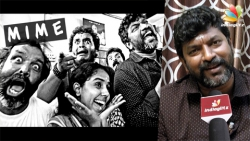 MUST WATCH : Mime is a Universal Language : Kabali fame Mime Gopi's Acting School