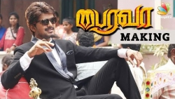 Vijay Bairavaa Making Interview