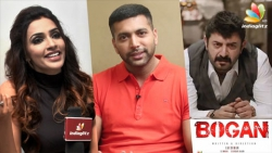 Arvind Swamy took Bogan from 10 to 100% : Jayam Ravi Speech