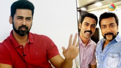 I'm 40 now, not interested in duet scenes : Singer Krish on his acting experience with Surya in S3