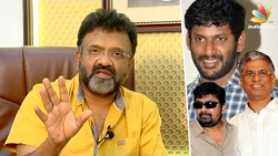 T Siva reveals dirty secrets about Vishal, Mysskin, Prakash Raj : Interview | Producer Council