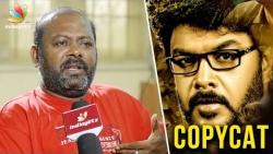 90% of Sundar C's films are copied : Velmurugan Interview on Nandhini Sun TV Serial Controversy