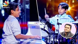 Interview : First Indian Kids performance in American TV Show   AR Rahman Students Jacob, Jonathan