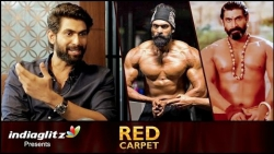 I eat NINE meals a day : Rana Daggubati Interview   Baahubali Making and Workouts   Red Carpet