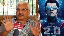 Army life was easier than cinema: 2.0 Actor Ashok Pandiyan Interview   Shankar, Rajinikanth Enthiran