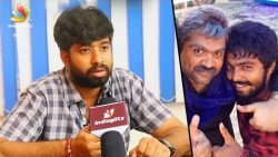 Interview : Director Adhik on releasing 'AAA' in TWO parts | Simbu, GV Prakash | Making