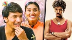 None recognized me in Rangoon's movie get up : Gautham Karthik Interview | Actress Sana Makbul
