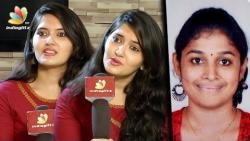 I'm really proud to act in Swathi Kolai Vazhakku : Actress Aayira   Real Murder Case Movies