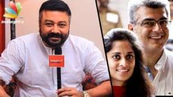 Chetta yours is better than mine : Ajith on Jayaram's Salt and Pepper Look | Shalaini