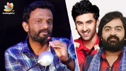I use to compare Simbu with Ranbir Kapoor : Director Pandiraj advice speech to Gautham Karthik