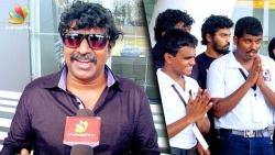Mime Gopi takes physically challenged on flight to resort   Interview   Kabali, Madras Actor