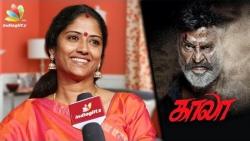 Why I chose Kaala after 16 years : Kaala's Wife Interview | Easwari Rao, Rajinikanth