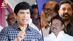 Govt Trying to Kill the Tamil Cinema Industry : Anand Raj Speech | Rajinikanth, Kamal, Vijayakanth