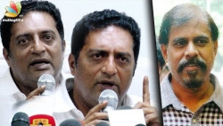 We only demand our rights : Prakash Raj speech against FEFSI strike announcement