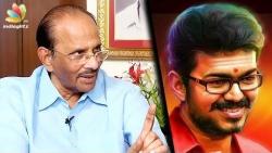 Mersal is loaded with MASS situations : Baahubali writer Vijayendra Prasad Interview   Shankar