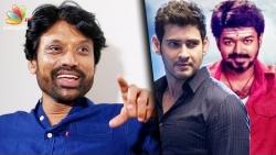 I'm a dark villain in Spyder & stylish villain in Mersal : SJ Surya Interview   Vijay, Mahesh Babu