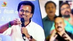 I'm very concerned about the REVIEWS : AR Murugadoss Speech at SPYDER press meet   Tamil Movie