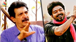 Nizhalgal Ravi speaks about experience working with Vijay and Ajith   Mersal