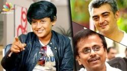 Like THALA AJITH I'm SPYDER SANJAY : Child Actor Interview | Director AR Murugadoss, SJ Surya