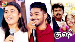 100% Kadhal will be next Kushi : GV Prakash Speech | Arjun Reddy Heroine Shalini Pandey Movie