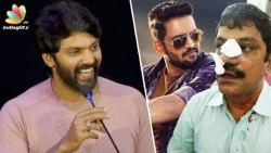 Santhanam proved he's an ACTION hero recently : Arya Speech | Sakka Podu Podu Raja, Controversy