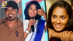 I'm so happy that media is supporting me : Lakshmi Speech   Nivin Pauly Richie Audio Launch
