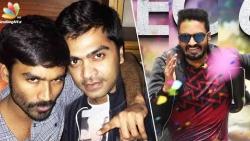 Dhanush, STR reunite for Sakka Podu Podu Raja   Santhanam, Simbu Movie