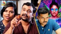 Tamil audience are open to experimentation : Pushkar Gayathri Interview   Vikram Vedha Movie