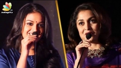 I had Teenage Crush on Suriya : Keerthi Suresh Speech | Ramya Krishnan | Thana Serntha Kootam Movie