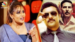 Is It a Remake of Special 26? : Meera Mitun Interview | Suriya | Thaana Serndha Koottam