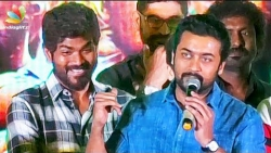Vignesh Shivan changed my movies Style : Suriya Speech | Thana Serntha Kootam Success Meet