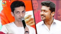 Suriya was first choice for Naanum Rowdy Dhaan : Anirudh Speech | Thana Serntha Kootam Success Meet