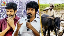 I'm Going to do Farming : Sivakarthikeyan Speech   Mohan Raja   Velaikaran Movie