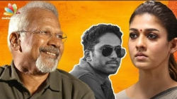 From Mani Ratnam's assistant to Nayanthara's Director | Sarjun KM Interview | Echarikkai Movie