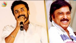 Suriya Imitates Karthik on Mr Chandramouli Audio Launch | Latest Speech
