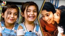 Cutest Angel Veronika Arora First Interview   Diya Movie   Sai Pallavi, AL Vijay